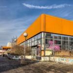Einkaufszentrum Vive la France