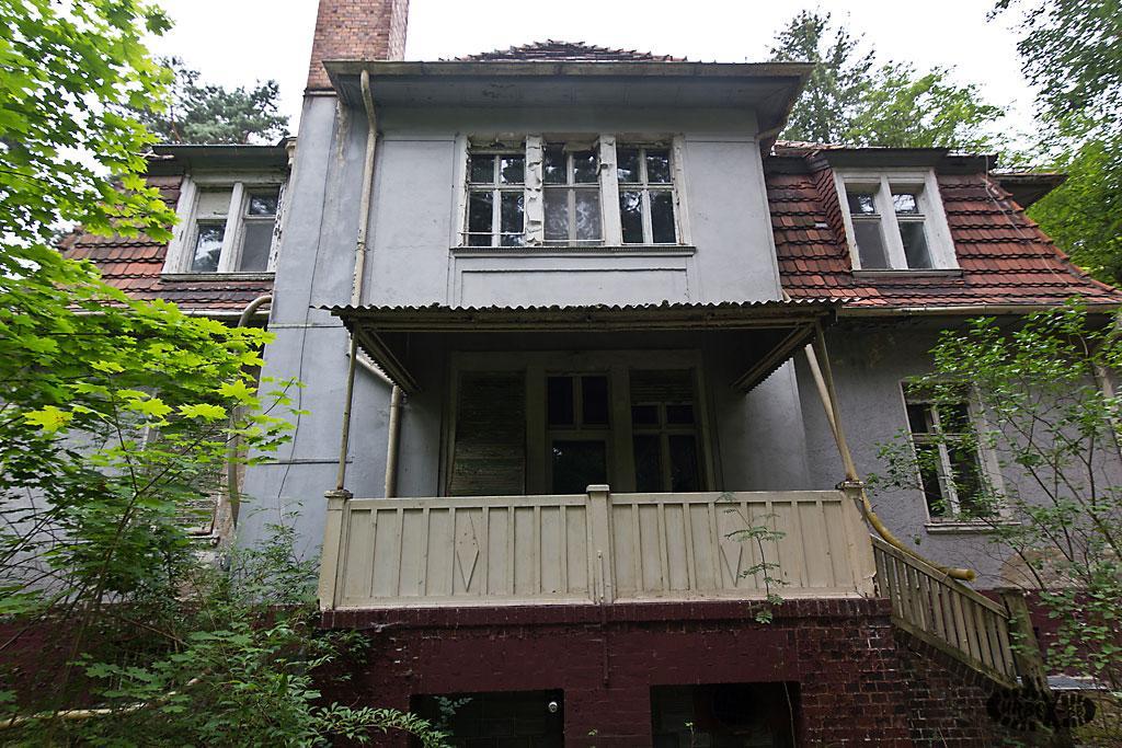 Haus des Kommandanten