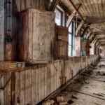 Holzverarbeitung und Munitionskisten