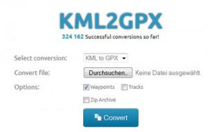 gpx2kml.com